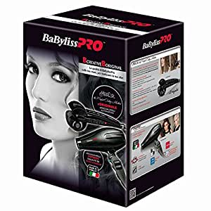 BABYLISS PRO KIT: THE PERFECT CURL MACHINE + BABYLISS PRO SECHE-CHEVEUX VENEZIANO