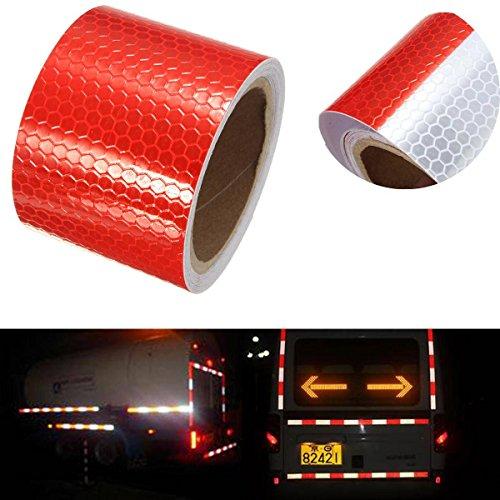king-do-way-3m-securite-reflechissant-auto-adhesives-avertissement-bande-visibilite-nuit-bande-refle