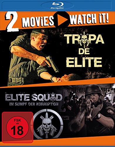 Bild von Tropa De Elite/Elite Squad [Blu-ray]