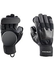 Osprey Longboard, Downhill, Freeride Slide Gloves with Removeable Pucks Enfant