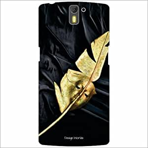 Design Worlds - Oneplus One A0001 Designer Back Cover Case - Multicolor Pho...