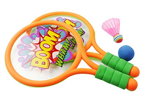 Tennisschläger Outdoor Sports Badmintonschläger Kinder Spielzeug Baby Fitness