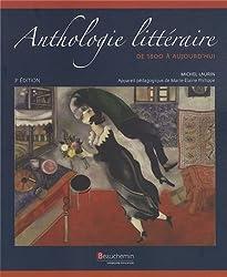 Anthologie littéraire : De 1800 à aujourd'hui