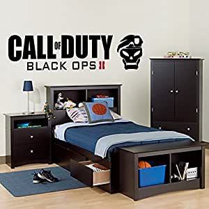 Geordiet Call Of Duty Boy S Bedroom Playroom Quote Wall Decor