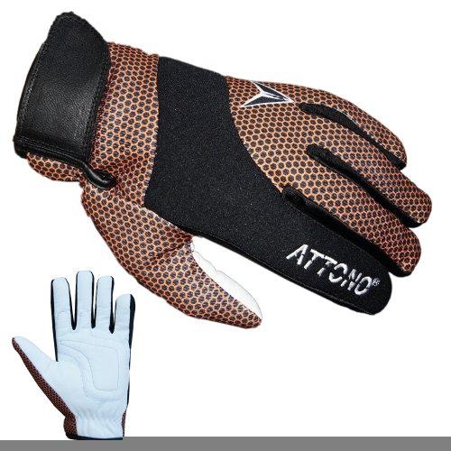 Langlaufhandschuhe von ATTONO® Langlauf Handschuhe Herren Damen Größen: 6-11