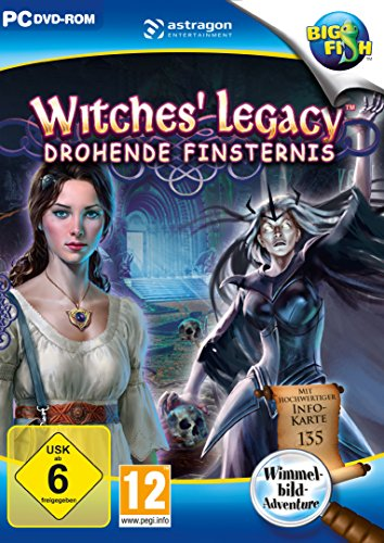 Witches Legacy: Drohende Finsternis Big Fish Pc-spiele