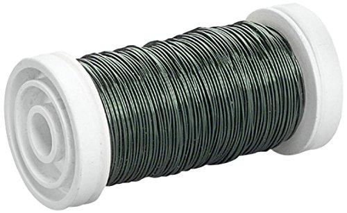 Knorr Prandell 216466605 Knorr prandell 216466605 Lackdraht Ø 0,25 mm 150 m, Eisen, smaragd lackiert Smaragd