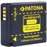 Bundlestar Qualitätsakku für Panasonic DMW BLG10 mit Infochip Intelligentes Akkusystem - Für Panasonic Lumix DMC TZ101 TZ81 GF6 GX7 LX100 usw
