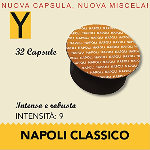 Purchase 32 Compatible Capsules Nescafe Dolce Gusto - Napoli from 32 COMPATIBLE CAPSULES NESCAFE DOLCE GUSTO - NAPOLI