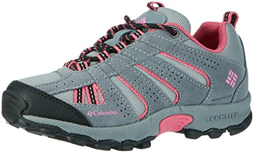 Columbia Youth North Plains Waterproof, Chaussures Multisport Outdoor Fille