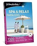 WONDERBOX Caja Regalo -SPA & Relax para Dos- 1.320 experiencias d
