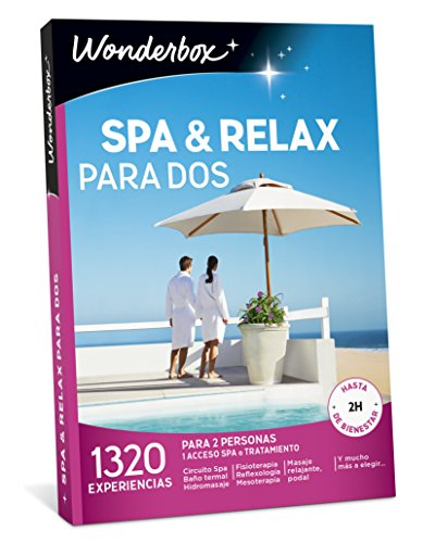 WONDERBOX Caja Regalo -SPA & R