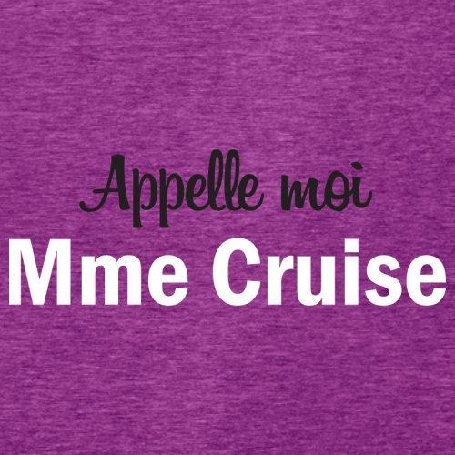 Apelle Moi Madame Cruise - Femme T-Shirt - 14 couleur Rose Antique