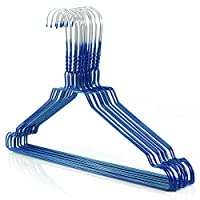 Plastic Coated Wire Hangers 2.3mm Galvanised approx. 40cm Wide Hang