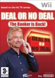 Cheapest Deal Or No Deal - The Banker Is Back on Nintendo Wii