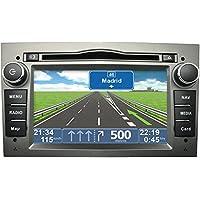 """Radio Navegador GPS Opel Astra, Vectra, Corsa, Zafira, Antara / 2 DIN Pantalla de 7"""" HD GPS DVD iPod USB SD BT"""