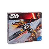 Poe Dameron X-Wing Fighter - Star Wars Force Awakens Class III Vehicle With Action Figure