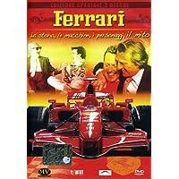 Ferrari - La storia, le macchine, i personaggi, il mito