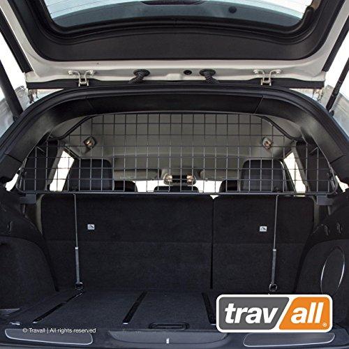 Travall Guard Hundegitter TDG1539 - Maßgeschneidertes Trenngitter in Original Qualität (Cherokee Zubehör Jeep)