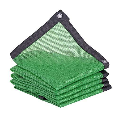 enoche Schattennetz, Sonnenschutz, Sonnenschutz, Sonnenschutz, UV-beständiges Netz für Gewächshaus, Gartenpflanze, Damen, Herren, 3X5M
