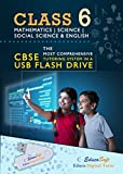 #4: Class 6 Powerful Dynamic CBSE Aligned Tutorials in a Pen Drive