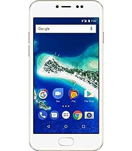 "General Mobile GM6 4G 32GB Gold,White - smartphones (12.7 cm (5""), 1280 x 720 pixels, Flat, IPS, 16.78 million colours, Multi-touch)"