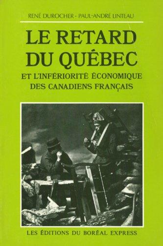 Le Retard du Québec
