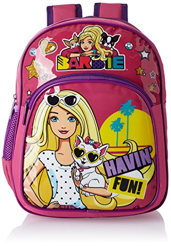 Barbie-Pink-and-Purple-Childrens-Backpack-MBE-MAT030