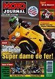 MOTO JOURNAL [No 1081] du 08/04/1993 - SPORT : GP DE MALAISIE RAINEY REAGIT....