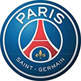 Art déco Stickers - Stickers autocollant Paris Saint Germain - PSG - New PSG - 80x80cm