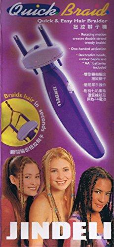GIRLS HAIR BRAIDER TWISTER STYLER FUN & FASHION