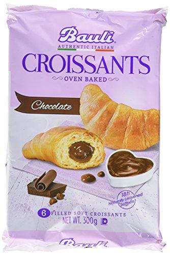 Bauli Croissant mit Schokoladenfllung 6 Stck, 4er Pack (24 x 50 g)