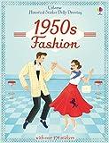 Historical Sticker Dolly Dressing 1950s Fashion