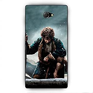 EYP LOTR Hobbit Back Cover Case for Sony Xperia M2 Dual
