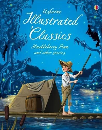 Huckleberry Finn & other stories.
