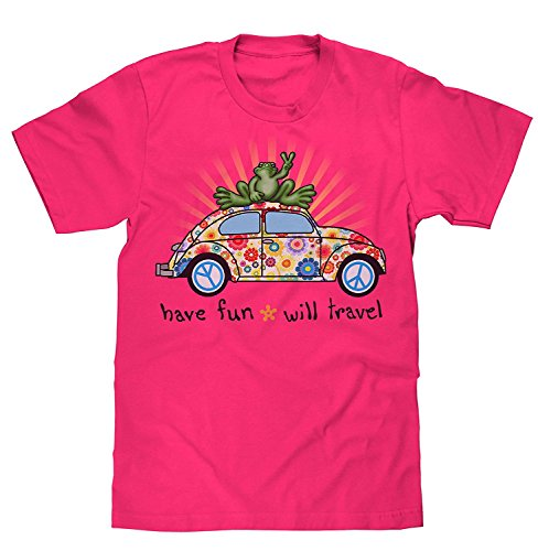 peace-frogs-vw-bug-short-sleeve-licensed-t-shirt