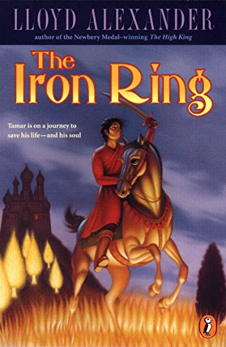 The Iron Ring por Lloyd Alexander
