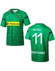 ba4e42f91e8ef Puma BMG Borussia MÖNCHENGLADBACH Trikot 3rd Kinder 2018 2019 - RAFFAEL 11