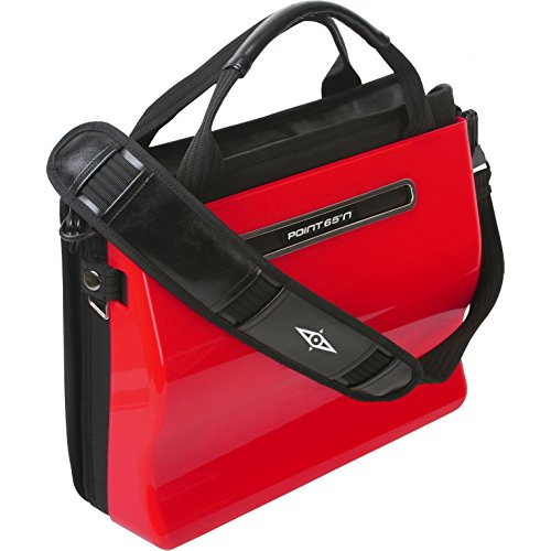 Boblbee W13lead gray + Gefällt Hardtop Tasche Computer - Rouge Diablo