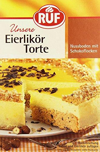 RUF Eierlikör Torte, 10er Pack (10 x 350 g)