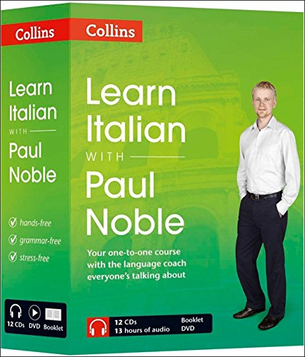 eBookStore Best Sellers: Learn Italian with Paul Noble – Complete Course: Italian made easy with your personal language coach (Collins) ePub