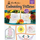Best Aunt Martha's Aunt Books - Aunt Martha's Fanciful Flowers Embroidery Transfer Pattern Book Review