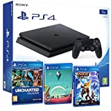 Sony tabz4 Slim 1Tb Slim 1Tb - Pack Familiar 5 Juegos - PEGI 7/16