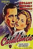 Schatzmix Casblanca filmplakat Bogart Bergman Kino Kult Klassik blechschild