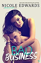 Bad Business: A Bad Boys of Sports Novel