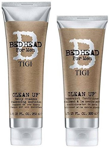 tigi-bed-head-men-clean-up-combo-shampoo-845-oz-conditioner-676-oz-by-tigi
