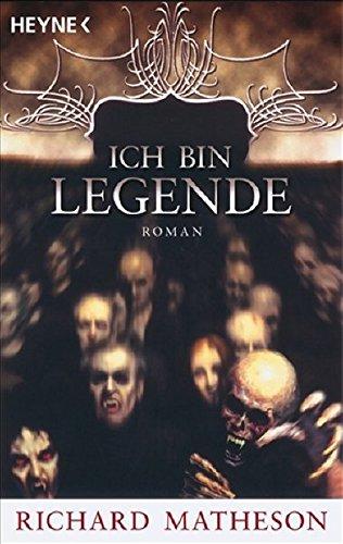 Buchseite und Rezensionen zu 'Ich bin Legende' von Richard Matheson