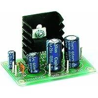 Velleman K4001 - Amplificador de audio (20 - 20000 Hz)