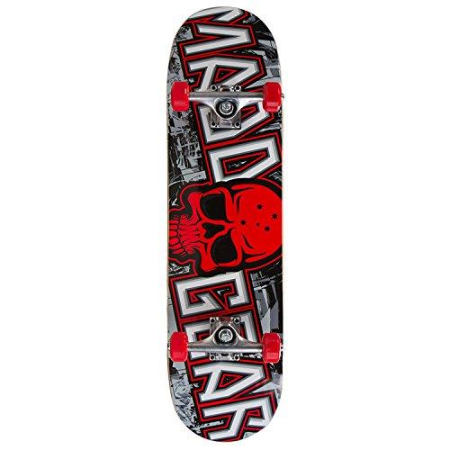 Madd Gear Pro Series Skateboards (Grittee Red)