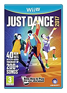Just Dance 2017 (Nintendo Wii U) (B01IBJ3M06) | Amazon price tracker / tracking, Amazon price history charts, Amazon price watches, Amazon price drop alerts